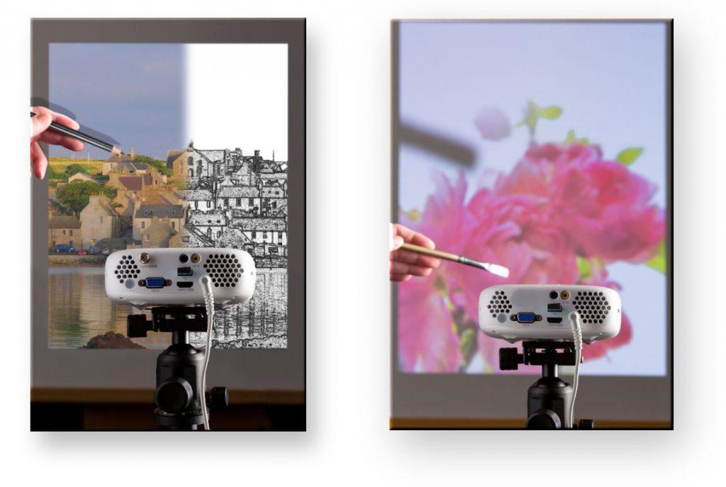 artograph inspire800 digital art projector review