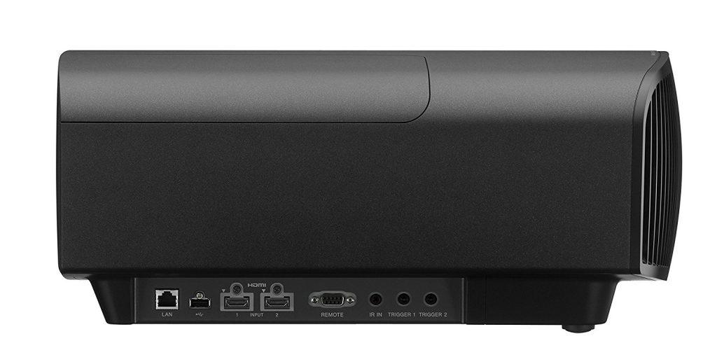 Sony VPLVW285ES Connectivity