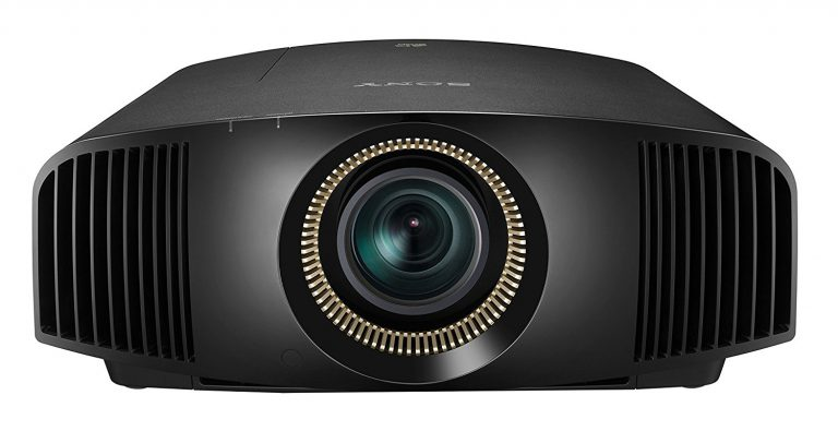 Sony VPL-VW385ES Review: A Pristine 4K Projector