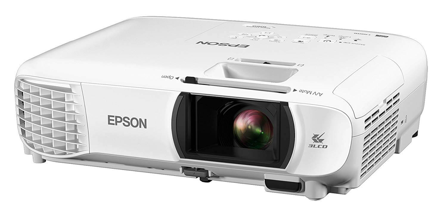 Epson Home Cinema 1060 1080p projector